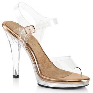 Gold Rose 11,5 cm FLAIR-408 chaussure competition bikini fitness talons hauts