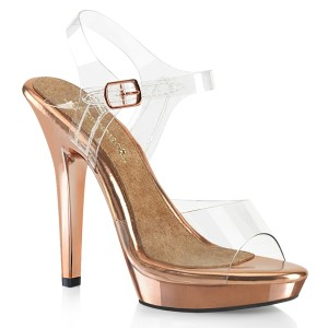Gold Rose 13 cm LIP-108 chaussure competition bikini fitness talons hauts