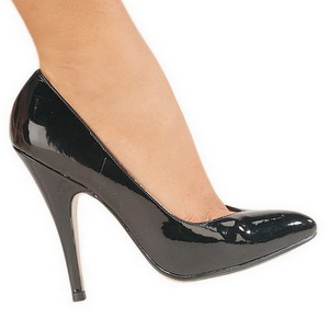 Noir Verni 13 cm SEDUCE-420V Escarpins Chaussures Femme