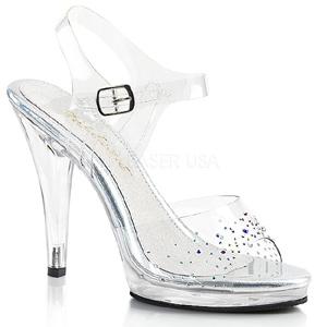 Pierre strass 11,5 cm FLAIR-408SD chaussures travesti