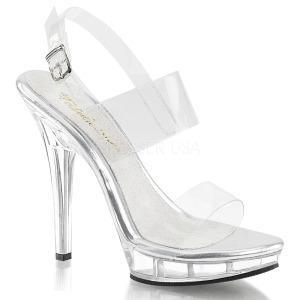 Transparent 13 cm LIP-114 Chaussures pour femmes a talon