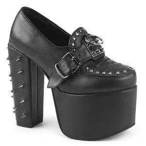 Vegan 14 cm Demonia TORMENT-500 chaussures lolita plateforme