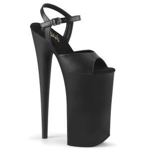 Vegan 25,5 cm BEYOND-009 talons très hauts - chaussures plateforme extrême