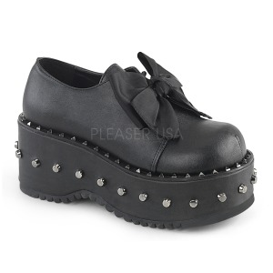 Vegan 8 cm Demonia DOLLY-05 chaussures lolita plateforme
