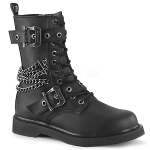 Vegan BOLT-250 bottines demonia - bottines de combat unisex