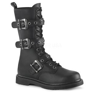 Vegan BOLT-330 bottes demonia - bottes de combat unisex