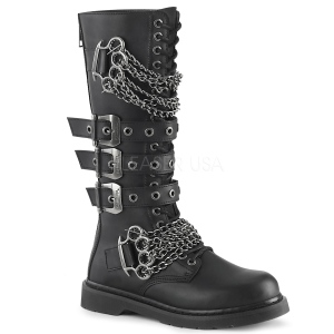 Vegan BOLT-450 bottes demonia - bottes de combat unisex