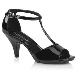 Verni 8 cm BELLE-371 chaussures travesti