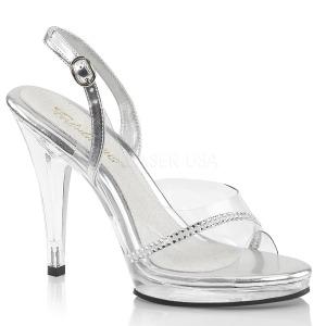 pierre strass 11,5 cm FLAIR-456 sandales à talons aiguilles