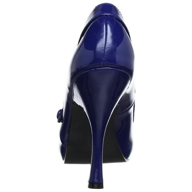 Verni Cutiepie 02 12 Escarpins Femme Bleu Cm Chaussures v0wmN8n