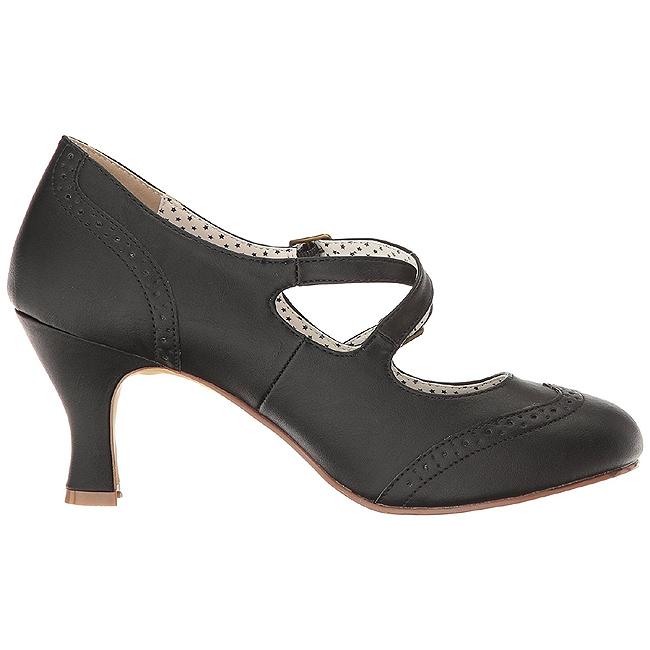 Chaussures Chaussures Bas Talons Chaussures FemmesNoir35 À Bas À FemmesNoir35 Talons qARL54j3
