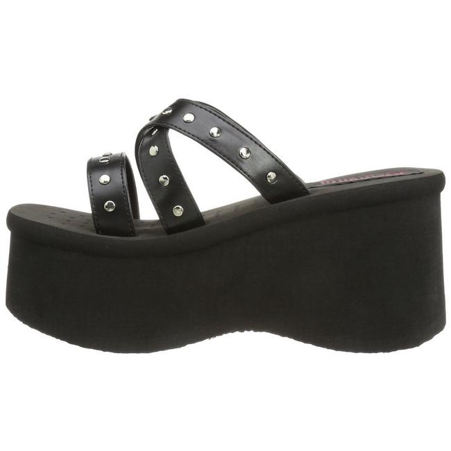 Chaussures gothiques DEMONIA'funn19' 5kF9T8LT2