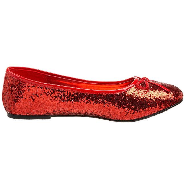 rouge star 16g etincelle chaussures ballerines femmes plates boutique en ligne. Black Bedroom Furniture Sets. Home Design Ideas