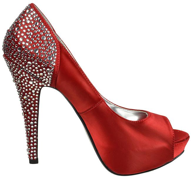 rouge strass 13 cm lolita 08 chaussures escarpins de. Black Bedroom Furniture Sets. Home Design Ideas
