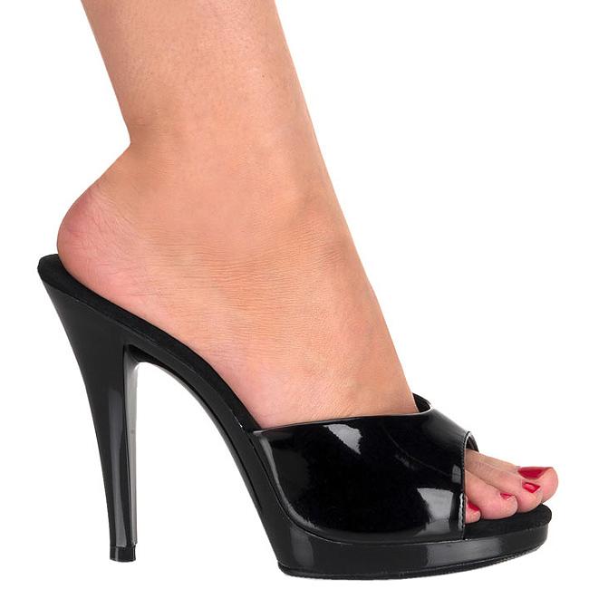 Mules Cm Chaussures Pour Flair Verni 401 2 Hommes 12 4jL3A5R
