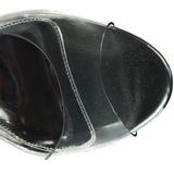 Argent 10,5 cm LOVELY-450 Sandales Talons Compensées