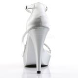 Argent Pierres Strass 13 cm COCKTAIL-526 Chaussures Talon Haut