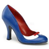 Bleu 10,5 cm SMITTEN-05 Chaussures pour femmes a talon