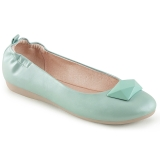 Bleu OLIVE-08 ballerines chaussures plates femmes