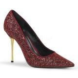 Bordeaux Etincelle 10 cm APPEAL-20G grande taille chaussures stilettos