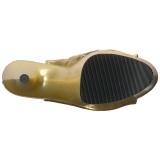 Dorée Strass 18 cm ADORE-2024RSF bottes a frangees pour femmes a talon