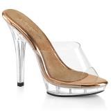 Gold Rose 13 cm LIP-101 chaussure competition bikini fitness talons hauts
