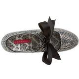 Gris Strass 14,5 cm Burlesque TEEZE-04R Talons Aiguilles Escarpins