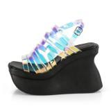Hologramme 11,5 cm Demonia PACE-33 sandales plateforme lolita