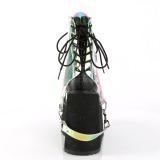 Hologramme 14 cm SWING-115 bottines plateforme compensées lolita