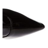 Mollets larges 9,5 cm LUST-3000X bottes cuissardes jambes larges