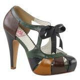 Multicolore 11,5 cm BETTIE-19 Chaussures pour femmes a talon