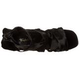 Noir 11,5 cm CHIC-26 Sandales Talons Aiguilles