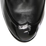 Noir 11,5 cm COP-911 bottines a plateforme pour femmes