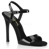 Noir 11,5 cm GALA-09 fabulicious sandales talon aiguille