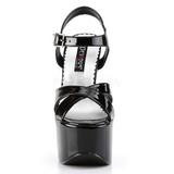 Noir 16,5 cm CANDY-40 Chaussures pour femmes a talon