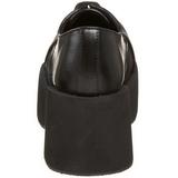 Noir 8,5 cm DANK-101 chaussures lolita gothique femmes semelles épaisses