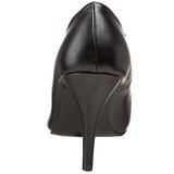 Noir Mat 10 cm DREAM-420 escarpins à talons hauts