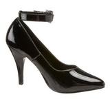 Noir Verni 10,5 cm DREAM-431 escarpins à talons hauts