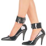 Noir Verni 10,5 cm VANITY-434 Escarpins Chaussures Femme