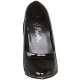 Noir Verni 10 cm DREAM-420 escarpins à talons hauts