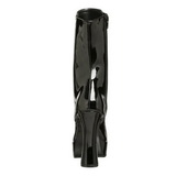 Noir Verni 13 cm Pleaser ELECTRA-1020 Plateforme Bottines