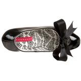 Noir Verni 14,5 cm Burlesque TEEZE-12 Chaussures pour femmes a talon