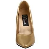 Or Mat 13 cm SEDUCE-420 Escarpins Chaussures Femme