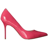 Pink Verni 10 cm CLASSIQUE-20 Escarpins Talon Aiguille Femmes