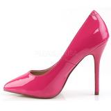 Pink Verni 13 cm AMUSE-20 Escarpins Talon Aiguille Femmes