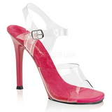 Rose 11,5 cm FABULICIOUS GALA-08 Sandales de soirée à talon