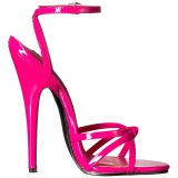 Rose 15 cm DOMINA-108 chaussures travesti
