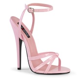 Rose 15 cm DOMINA-108 chaussures travesti