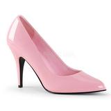 Rose Verni 10 cm VANITY-420 escarpins à bout pointu