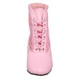 Rose tissu en dentelle 5 cm DAME-05 bottines à lacets femmes
